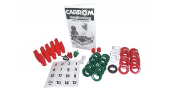 Ensemble d'équipement Carrom Board