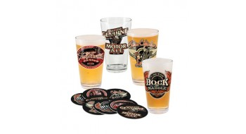 Harley-Davidson Roadhouse Brew pinte ensemble