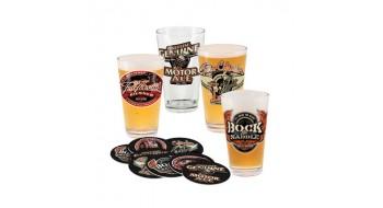 Harley-Davidson Roadhouse Brew pinte ensemble