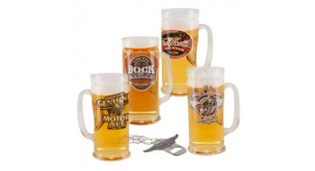 Harley-Davidson Roadhouse Pub Mug Get Set