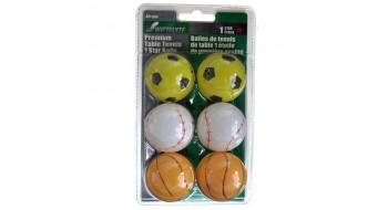 Balles ping-pong  Swiftflyte  sport 1 étoile