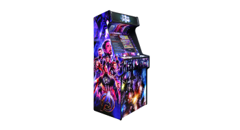 Avengers Upright Arcade Machine, 3200 Games, 32 Inch Samsung HD Screen,