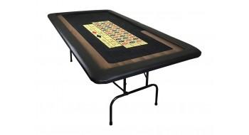 Table de roulette suprême 84 * 44
