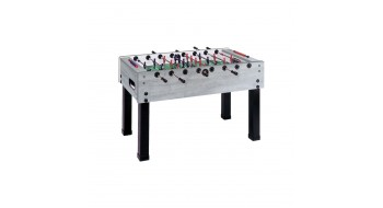 TABLE DE FOOSBALL EN CHÊNE GRIS GARLANDO G-500