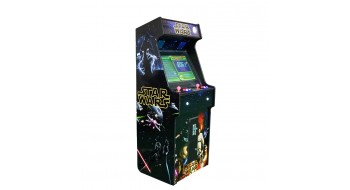 Star Wars Upright Arcade Machine, 2500+ Games, 32 Inch Samsung HD Screen,