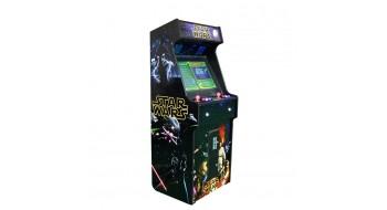 Star Wars Upright Arcade Machine, 3200 Games, 32 Inch Samsung HD Screen,
