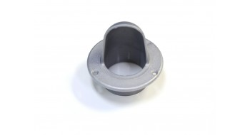 Embouchure grise 25 mm