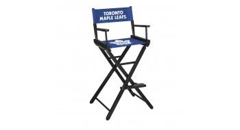 Chaise de directeur hauteur de bar - Toronto Maple Leafs®