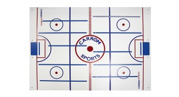 Surface de jeux pour table de dome Hockey Carrom
