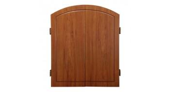 Cabinet de dard Jett - Noix