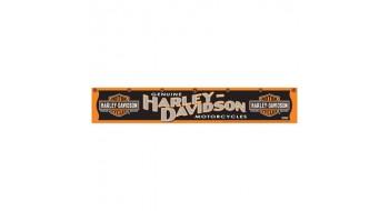 Ligne de tire pour jeu de dard Harley Davidson