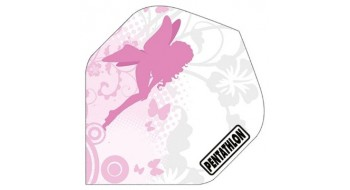 Pentathlon Flights - Pink Angel Wings Standard