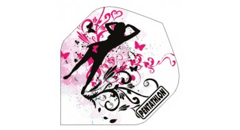 Pentathlon Flights - Pink Lady