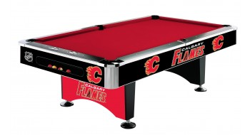 Table Billard 8p Calgary Flames®