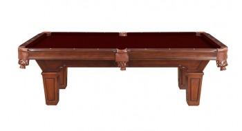 Table billard bristol avec ardoise véritable 8 pieds et garantie 25 ans