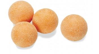 Balles Oranges 36mm de tournoi (4 balles)