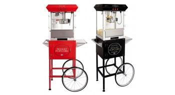 Machine  Popcorn 8oz avec chariot