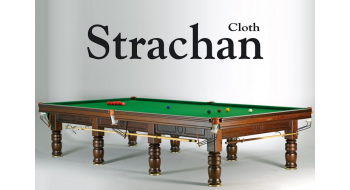 Tapis 12P COMPLET Strachan 6811  vert Tournament