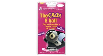 "Aramith Crazy 8 Ball (2 1/4"")"