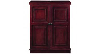 Cabinet bar portable - English Tudor