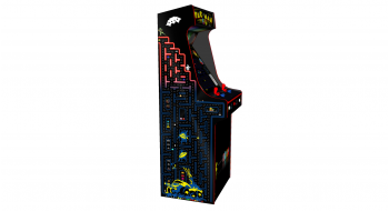 Pacman Retro Upright Arcade Machine, 2500 Games  32 Inch Samsung HD Screen,