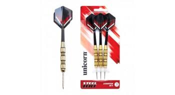 Ensemble de dart Unicorn® Steel Tipped 100