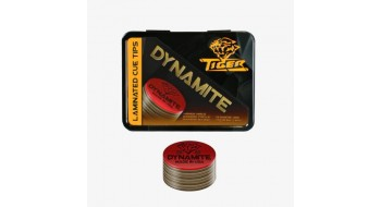 Tiger Dynamite Leather DLCT