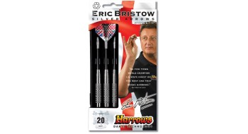 Dards Eric Bristow Silver Harrows
