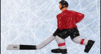 Joueur C Red Rod Hockey Medium