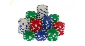 Jeton 25 poker