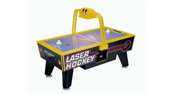Table Air Hockey commercial avec monnayeur - Junior Laser Hockey
