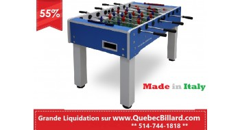 Table Soccer Samba bleu