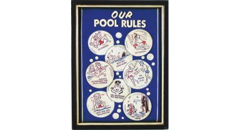 OUR POOL RULES
