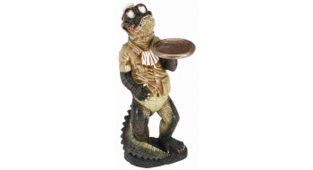 OUTDOOR- GATOR WAITER