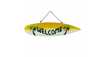 WELCOME SURFBOARD