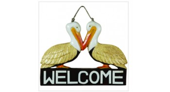 PELICANS WELCOME