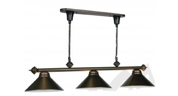 "60"" 3 LT PULL DOWN BILLIARD LIGHT"