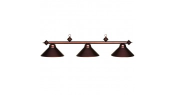 "54"" 3LT BILLIARD LIGHT- CAPPUCCINO"