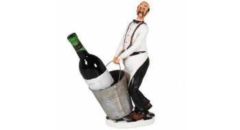 Chef - Wine Holder with Bucket