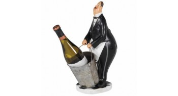 Butler- Wine Holder with Bucket