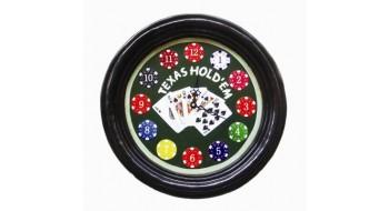 Texas Hold 'Em Clock