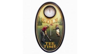 Tee Time Clock