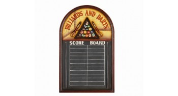 Tableau de score - Billiards & Darts