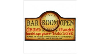 PUB SIGN-BAR ROOM OPEN