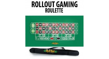 Tapis haut de gamme de Roulette