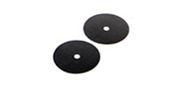 Spot Table de Billard Noir 2pcs