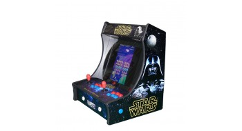 Mini-Arcade Star wars- 1299 Jeux Video.
