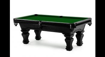 Table Billard Marsa Noire 8P avec 25 ans Garantie