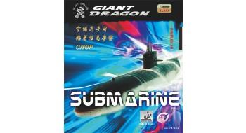 Couverture Submarine Raquette Ping-Pong Noir