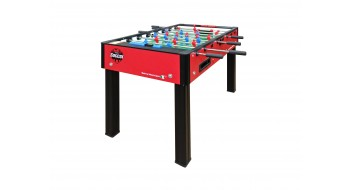 Table soccer Foosball pro rouge